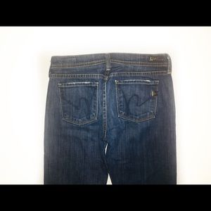 2/$30 CITIZENS OF HUMANITY Low waist flare